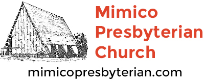 Logo for Mimico Presbyterian Church